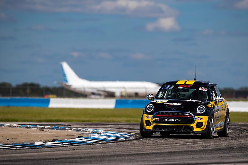 MINI USA Celebrates More than Two Dozen MINIs Racing This Weekend<br />