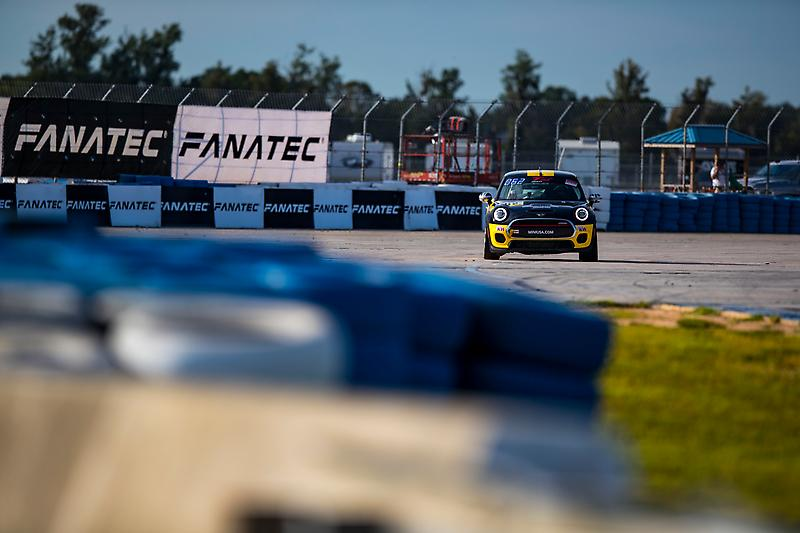 MINI MOTORSPORTS HERITAGE SHOWS UNDERDOG SPIRIT AND DOMINANCE OVER BUSY RACE WEEKEND