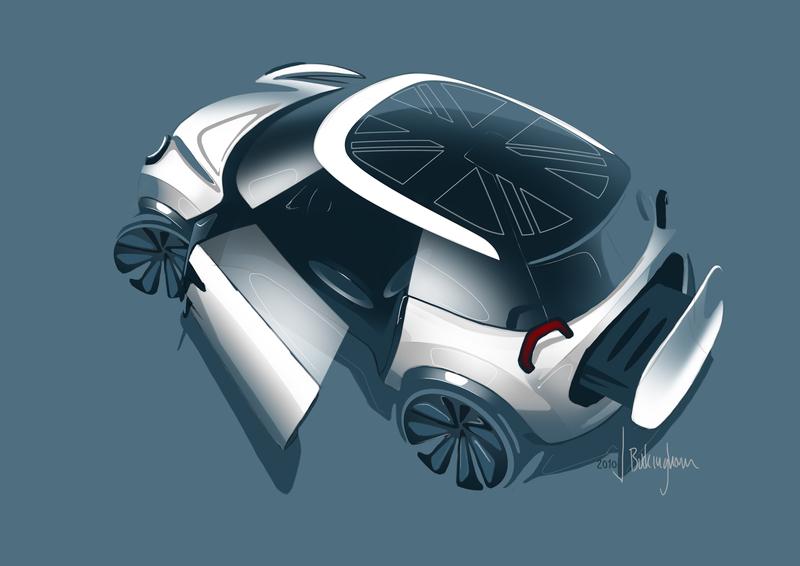 MINI Rocketman Concept<br />
