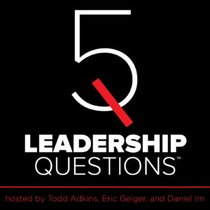 5 Leadership Questions podcast