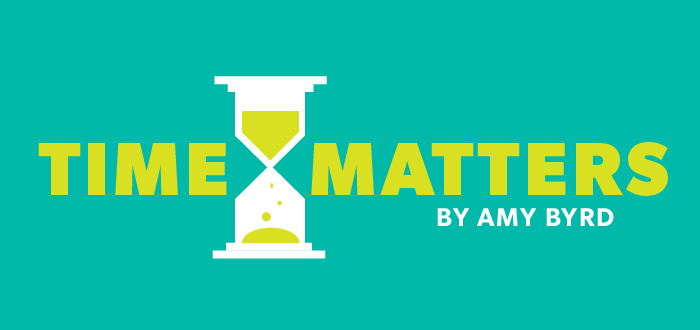 Time Matters - Amy Byrd