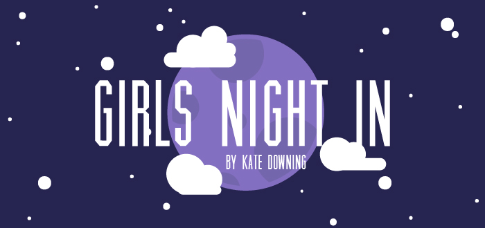 Girls Night In - Girls Ministry Retreat - Kate Downing