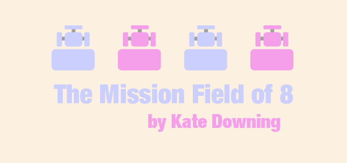 The Mission Field of 8 - LifeWay Girls