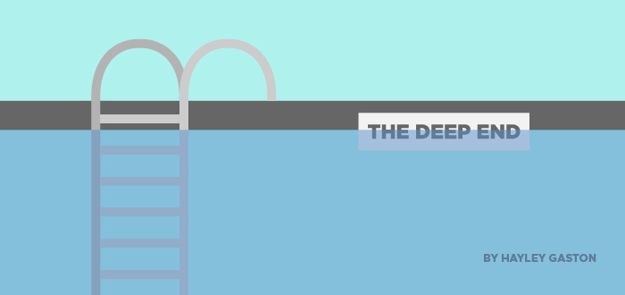 The Deep End - Hayley Gaston - LifeWay Girls