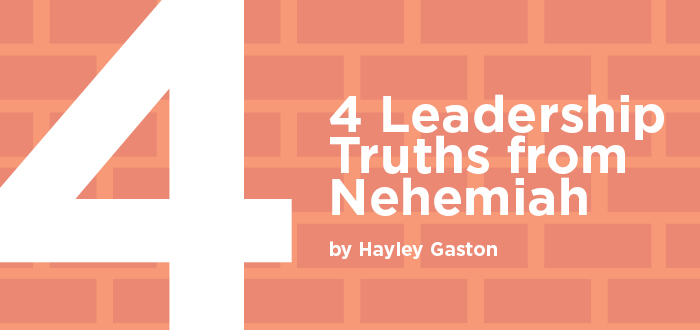 Nehemiah - Hayley Gaston - LifeWay Girls