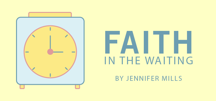 Faith in the Waiting - LifeWay Girls