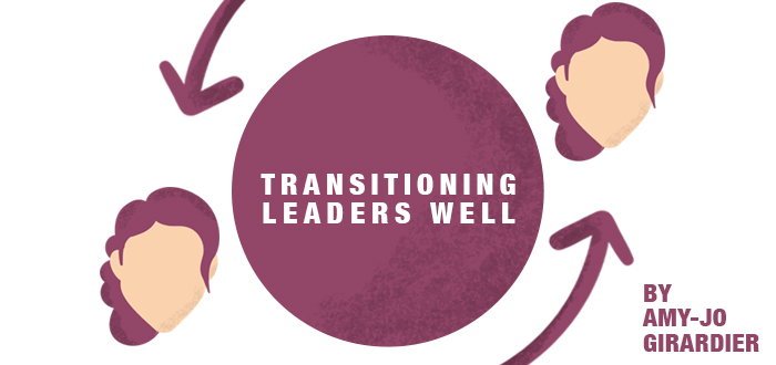 Transitioning Leaders Well - LifeWay Girls
