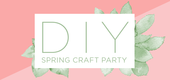 Diy Spring Craft Party 5 Simple Ideas Girls Ministry