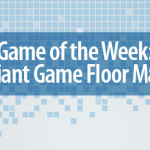 Game of the Week: Giant Game Floor Mat