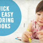 Quick and Easy Coloring Books