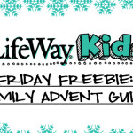 Friday Freebie: Family Advent Guide