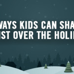 5 Ways Kids Can Share Christ Over the Holidays