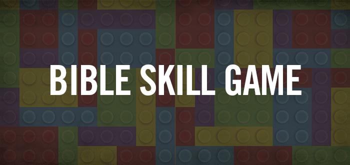 Bible Skills Game: Tic-Tac-Bible Flip