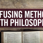 Is it Philosophy or Methodology?