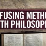 Is it Philosophy or Methodology?