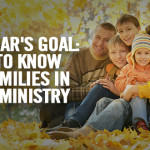 New Year's Resolution: 5 Ways to Know the Families in Your Ministry