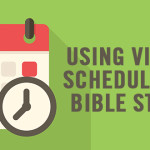 Using Visual Schedules in Bible Study