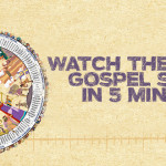 Watch the Whole Gospel Story in 5 Minutes