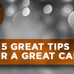 5 Great Tips for a Great Camp