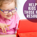 Helping Kids Use Those Family Resources