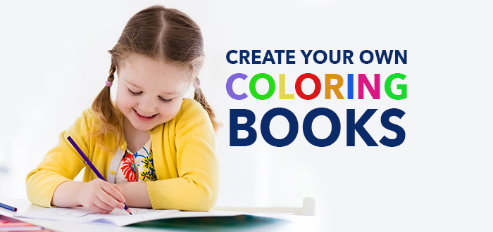 Create Your Own Coloring Books Kids Ministry