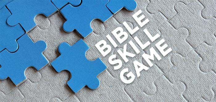 Bible Skills Cubes
