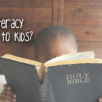 Is Biblical Literacy Important to Kids?