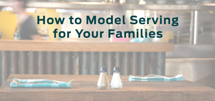 How to Model Serving for Your Families