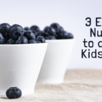 3 Essential Nutrients to a Healthy Kids Ministry?