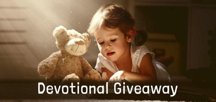 Devotional Giveaway