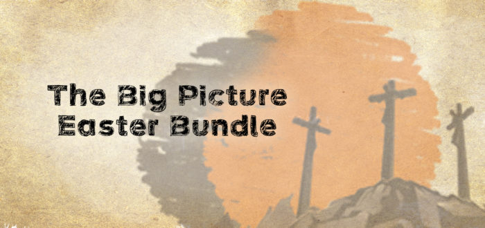 The Big Picture Easter Bundle