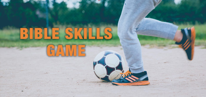 Bible Skill Games for Easter