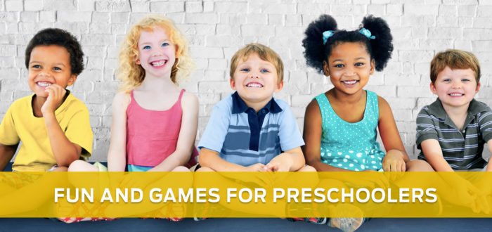 Fun and Games for Preschoolers