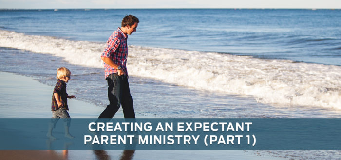 Creating a New and Expectant Parent Ministry, Part 1
