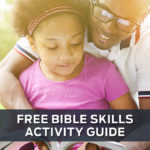 Free Bible Skills Activity Guide
