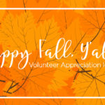 Happy Fall, Y'all! Teacher Appreciation