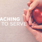 Teaching Kids to Serve