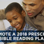 Promote a 2018 Preschool Bible-reading Plan