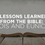 5 Lessons from the Bible