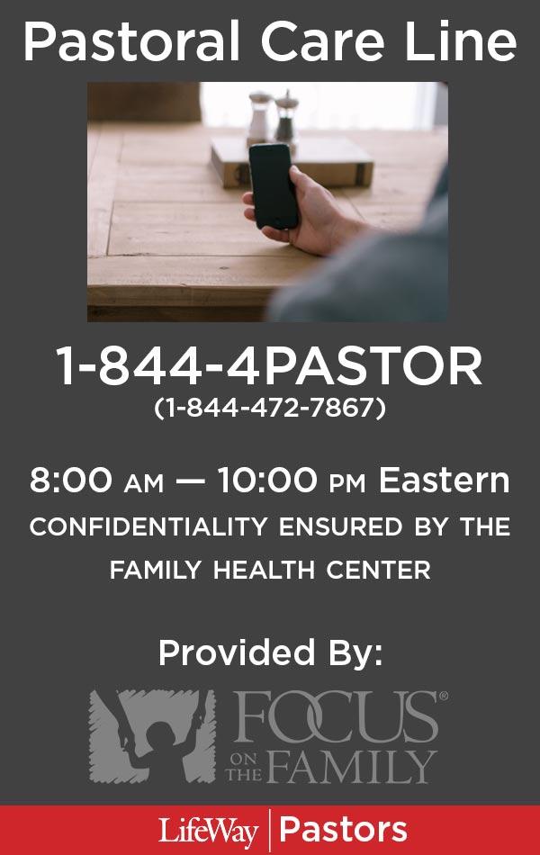 Pastoral Care Line