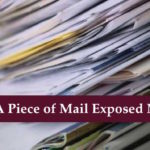 How a Piece of Mail Exposed My Soul