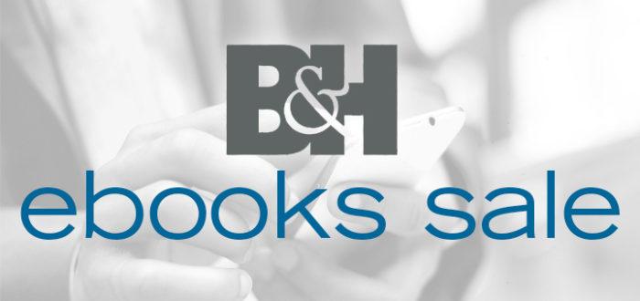 The Return of the B&H Ebook Sale