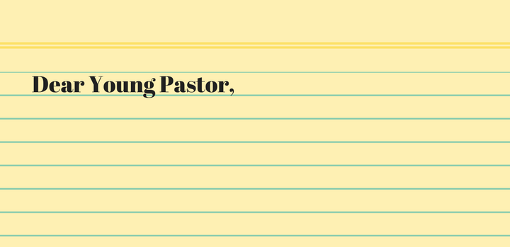 dear young pastor