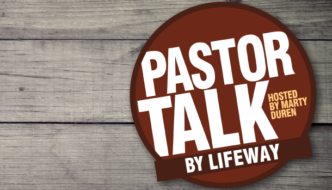 pastor talk by lifeway logo