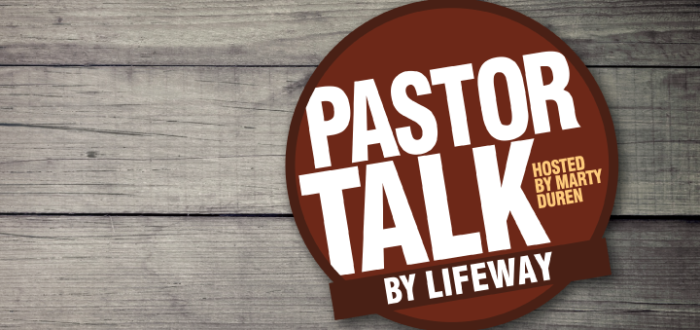 Out of the Building Into the Community, feat. Sara Hughes—Pastor Talk, Ep.49