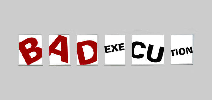 3 Reasons Execution May Be Suffering on Your Team