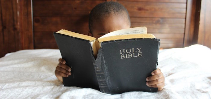 How I Get More Out of the Bible by Reading Less of It