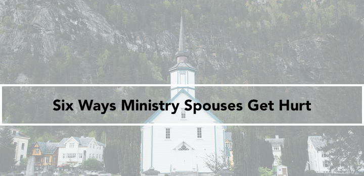 ministry spouses