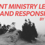 Student Ministry Leader Roles and Responsibilities