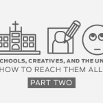 Episode 15: Christian Schools, Creatives, and the Uninterested – How to Reach Them All (Part 2)
